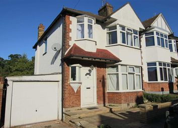 Thumbnail 3 bed semi-detached house for sale in Naylor Road, Totteridge, London