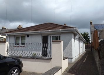 Thumbnail 2 bed bungalow to rent in Vicarage Road, Torpoint