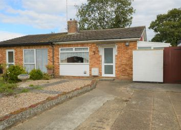 Thumbnail 2 bed semi-detached bungalow for sale in Hatchcroft Gardens, Elmstead, Colchester