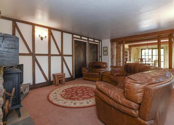 Thumbnail 5 bedroom detached house for sale in Trallong, Brecon 8Hr