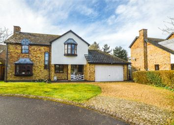 Thumbnail 4 bed detached house for sale in The Bramptons, Shaw, Swindon, Wiltshire