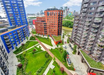 Thumbnail Flat for sale in Bridgewater House, London City Island, Canning Town