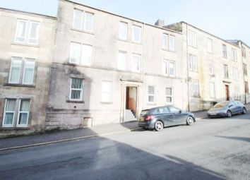 Thumbnail 2 bed flat for sale in 72c, Dempster Street, Greenock PA154Eb