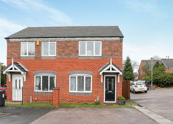 Thumbnail 2 bedroom semi-detached house for sale in Cranwell Grove, Erdington, Birmingham