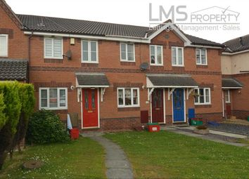 Thumbnail 2 bed mews house to rent in Whiston Close, Winsford
