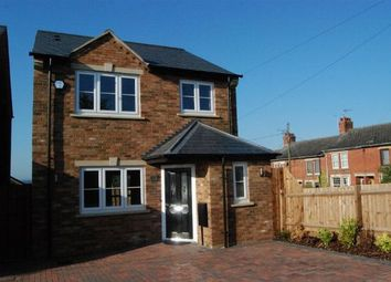 Thumbnail 3 bed detached house to rent in Watson Road, Long Buckby, Northampton