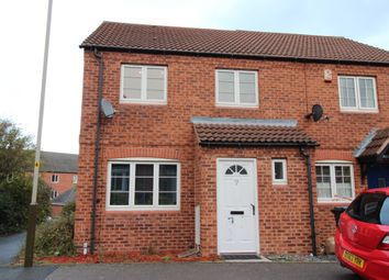 Thumbnail 3 bed block of flats to rent in Carty Road, Leicester, Leicestershire