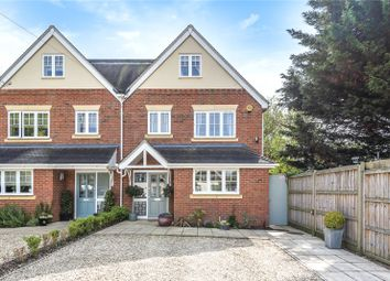 Thumbnail 3 bed semi-detached house for sale in Davenant Road, North Oxford