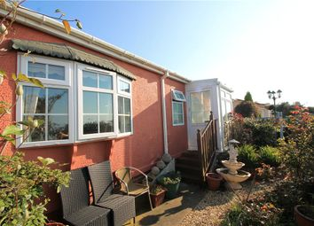 Thumbnail 2 bed mobile/park home for sale in Walton Bay, North Somerset