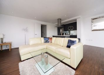Thumbnail 2 bed flat to rent in The Oxygen, 18 Western Gateway, London