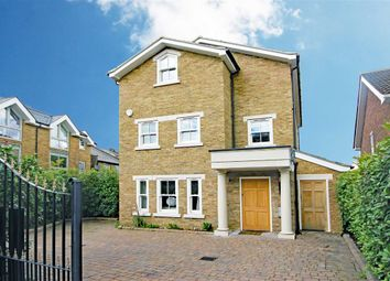 Thumbnail 4 bed detached house to rent in Sandy Lane, Kingston Upon Thames