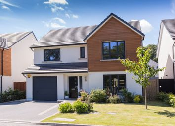 Thumbnail 4 bed detached house for sale in Petrie Way, Aberdeen