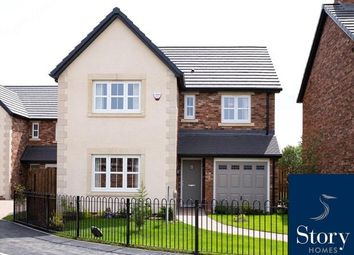 Thumbnail 4 bed detached house for sale in Plot 19 The Durham, Stainburn, Workington, Cumbria