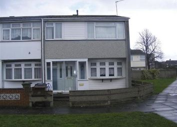 Thumbnail 3 bed semi-detached house to rent in Wivenhoe Road, Barking