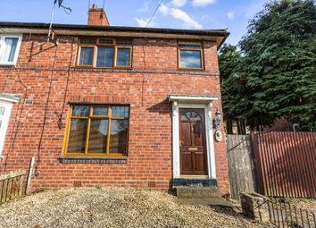 Thumbnail 3 bed end terrace house for sale in Alexander Road, Bearwood, Smethwick