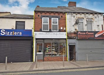 Thumbnail Retail premises for sale in Market Hall Kiosks, Carlton Street, Castleford