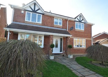 Thumbnail 5 bed detached house for sale in Hillsway Close, Hull, East Riding Of Yorkshire