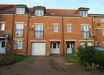 Thumbnail 5 bed town house for sale in Renforth Close, Gateshead