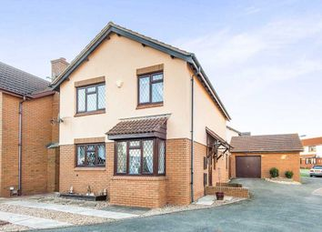 Thumbnail 4 bed detached house for sale in Hereford Close, Exmouth
