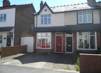 Thumbnail 2 bedroom end terrace house to rent in Highbridge Road, Wylde Green, Sutton Coldfield