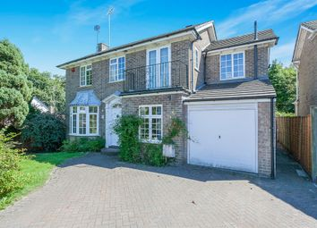 Thumbnail 3 bed detached house for sale in Blunts Wood Road, Haywards Heath