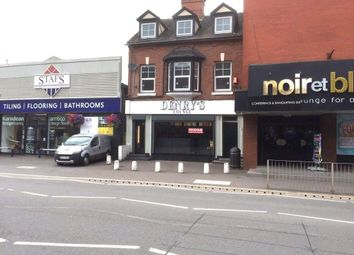 Thumbnail Restaurant/cafe for sale in Newport Road, Stafford