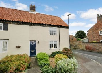Thumbnail 2 bedroom cottage to rent in Front Street, Topcliffe, Thirsk