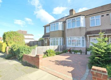 Thumbnail 3 bedroom terraced house for sale in Connaught Avenue, Enfield