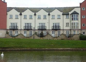 Thumbnail 1 bed flat to rent in Waterside, Exeter