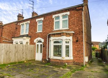 Thumbnail 3 bed semi-detached house for sale in Lynn Road, Wisbech