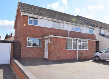 Thumbnail 4 bed property for sale in Granby Road, Nuneaton