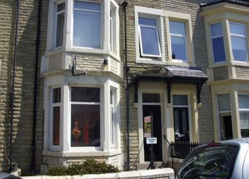Thumbnail 1 bed flat to rent in Park Street, Morecambe