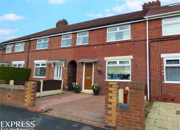 Thumbnail 3 bed terraced house for sale in Eldon Road, Irlam, Manchester