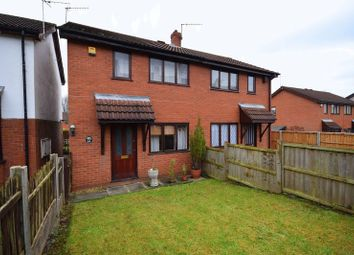 Thumbnail 2 bed semi-detached house for sale in Newford Crescent, Stoke-On-Trent