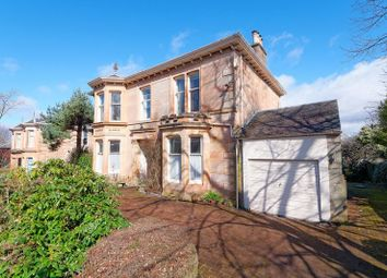 Thumbnail 5 bedroom property for sale in 16 Dalkeith Avenue, Dumbreck, Glasgow