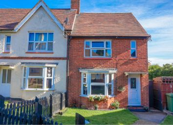 Thumbnail 2 bed end terrace house for sale in Ashfield Road, Wellingborough