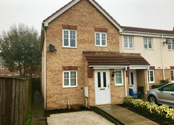 Thumbnail 3 bed town house to rent in Scholars Way, Berry Hill, Mansfield