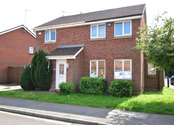 Thumbnail 2 bed semi-detached house for sale in Japonica Drive, Nottingham