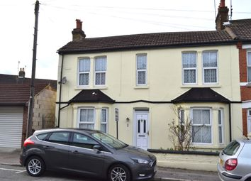 Thumbnail 4 bed end terrace house to rent in Crosley Road, Gillingham