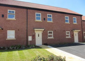 Thumbnail 3 bed mews house to rent in Spinning Drive, Sherwood, Nottingham