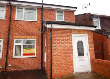 Thumbnail 3 bed semi-detached house to rent in Kirkstone Road North, Litherland, Liverpool, Merseyside