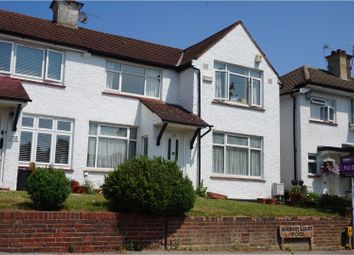 Thumbnail 3 bed terraced house for sale in Norbury Court Road, Norbury