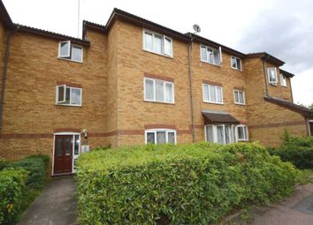 Thumbnail 1 bed flat for sale in Laburnum Close, London