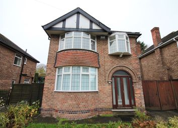 Thumbnail 3 bed detached house for sale in Nuthall Road, Nottingham