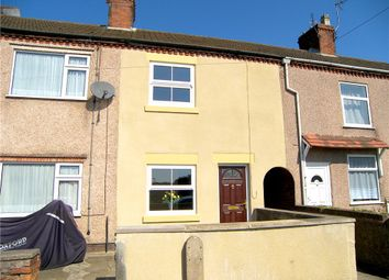 Thumbnail 2 bed end terrace house for sale in Swanwick Road, Leabrooks, Alfreton