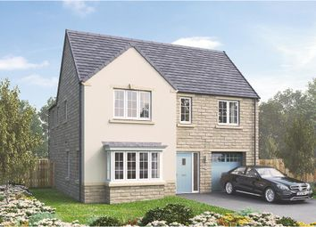 "Thumbnail 4 bed detached house for sale in ""The Kingsbury"" at Sandhill Fold, Idle, Bradford"