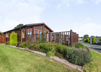 Thumbnail 2 bed mobile/park home for sale in Dunkeswell, Honiton
