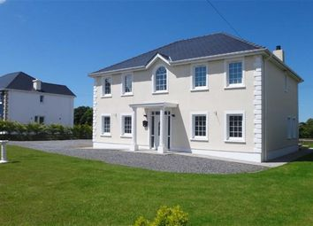 Thumbnail 4 bed detached house for sale in Ffostrasol, Llandysul