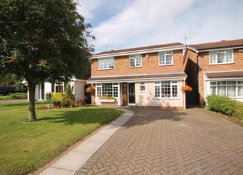 Thumbnail 4 bed detached house for sale in Carnoustie Close, Nuneaton