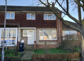 Thumbnail 3 bedroom terraced house for sale in Munford Drive, Swanscombe, Kent